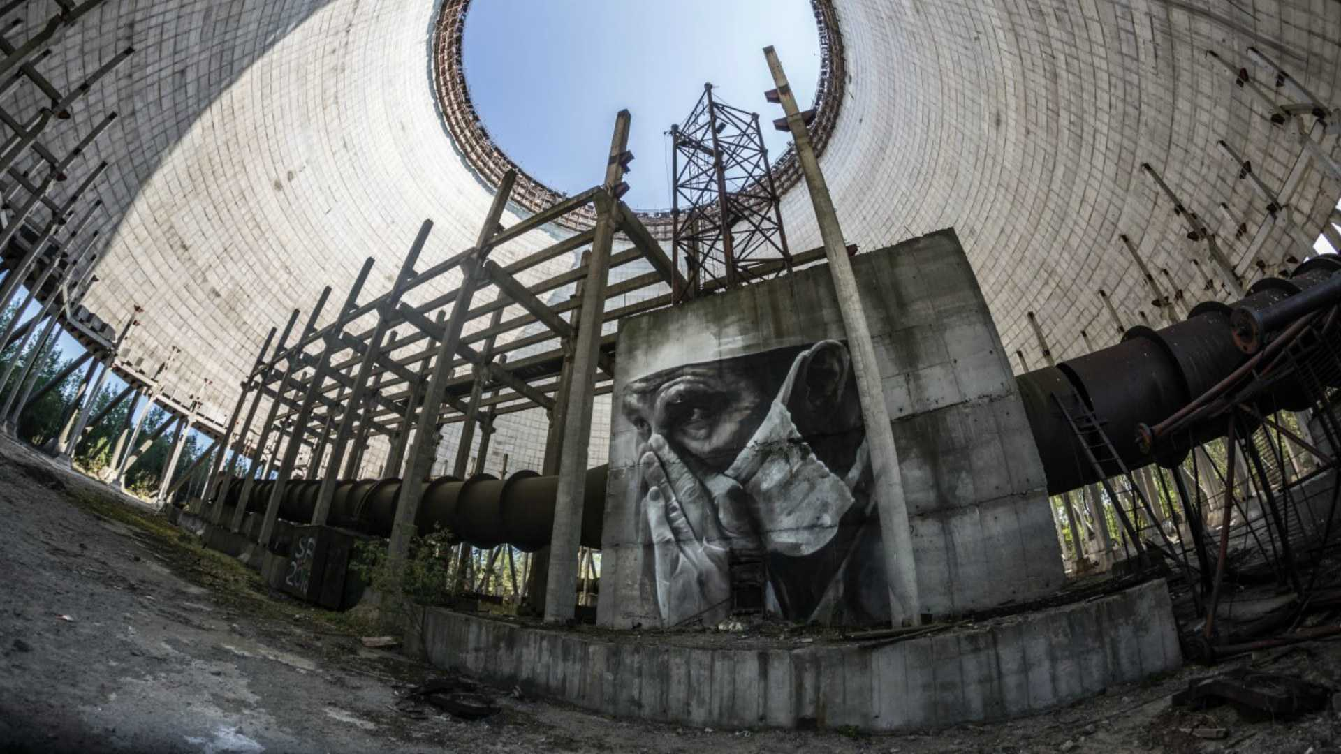 Чернобыльская катастрофа. авария на чернобыльской аэс