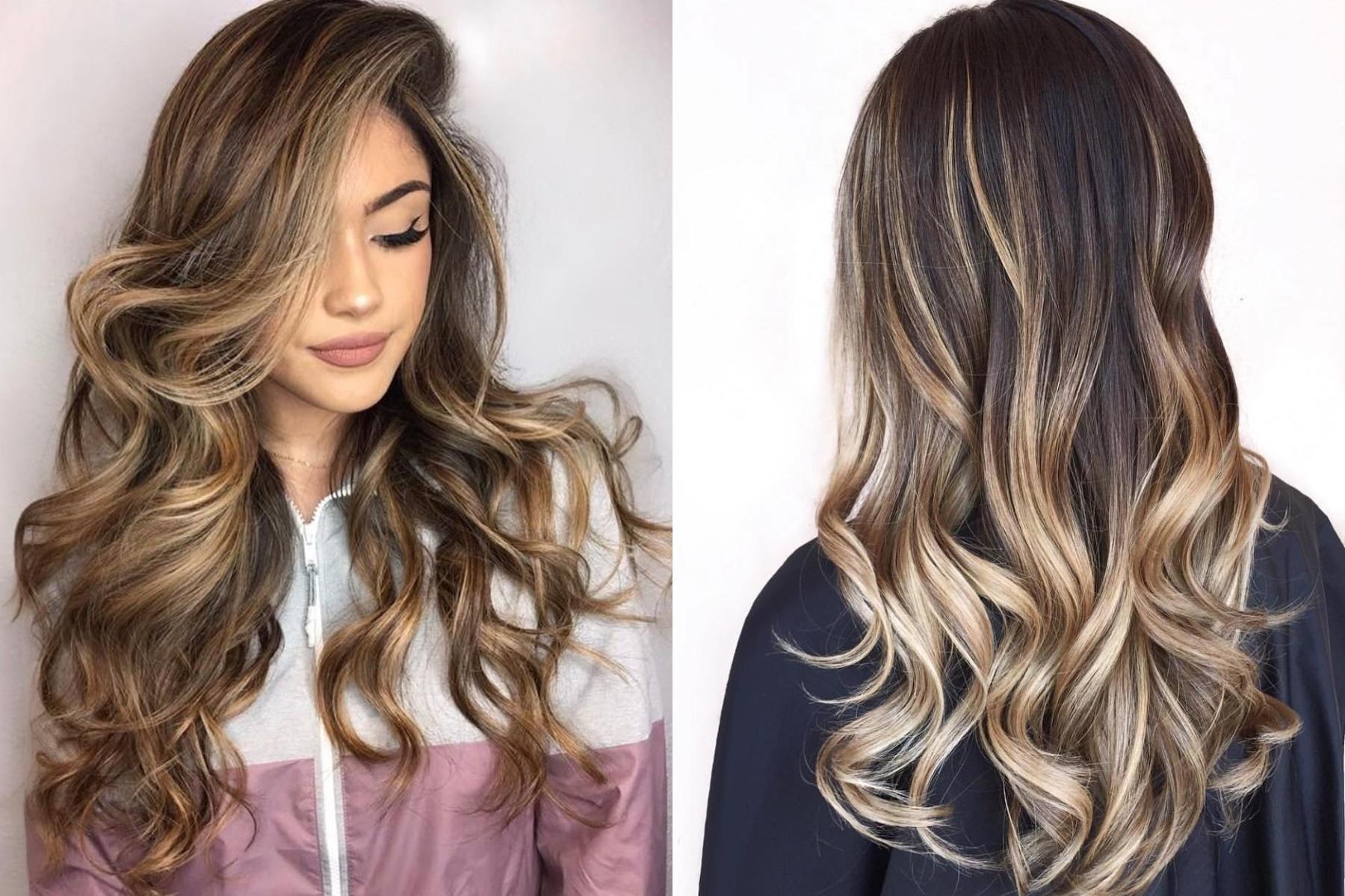 Омбре, шатуш и балаяж (54 фото): что это такое и чем они отличаются? в чем их отличия от техник окрашивания волос сомбре и калифорнийское мелирование?