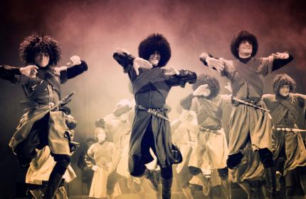 Лезгинка: что означает танец на самом деле