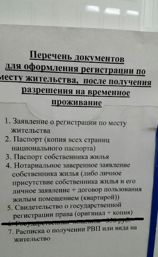 Как получить вид на жительство в россии в упрощенном и общем порядке
