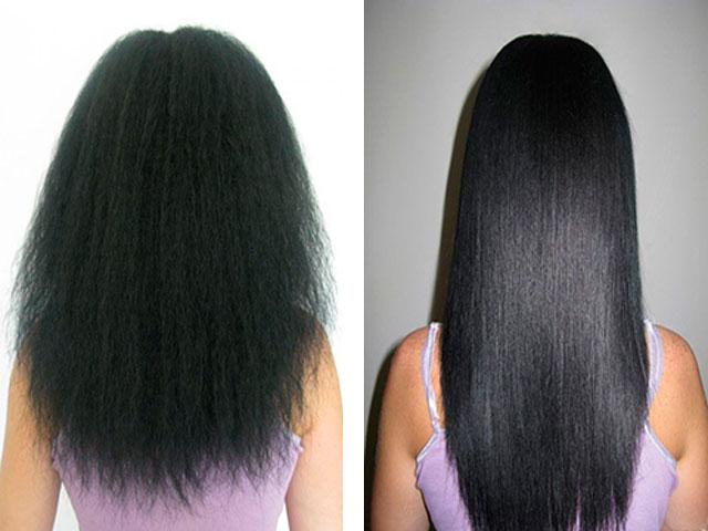 Ботокс для волос — что это такое: польза и вред процедуры