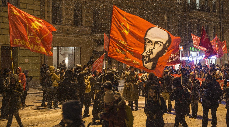Что такое революция?