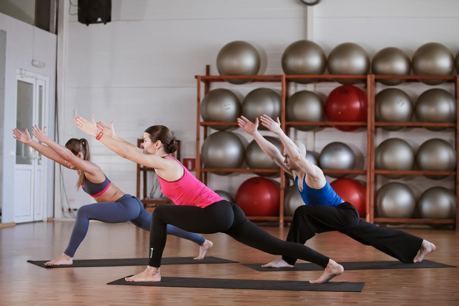 Калланетика - 72 фото базовых и дополнительных упражнений