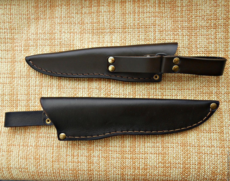 Ножны для ножа своими руками: инструкция по созданию кожаной кобуры своими руками