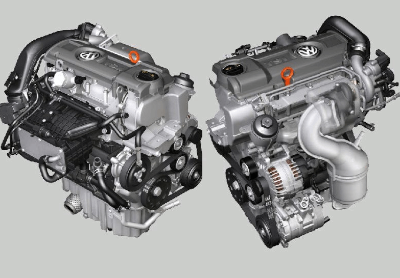 Tfsi двигатель: что это такое в авто