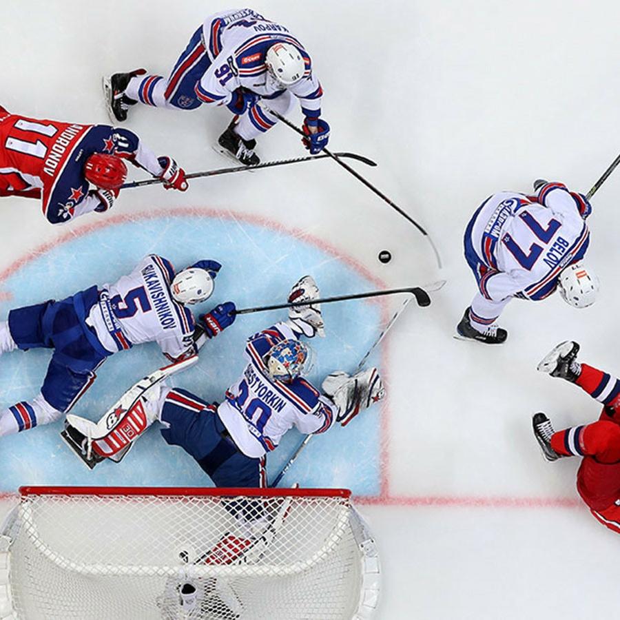 Офсайд в хоккее — что это простыми словами?