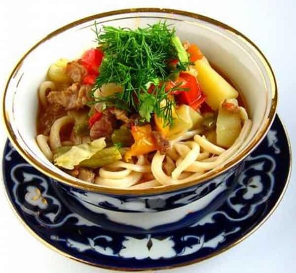 Пошаговые рецепты приготовления лагмана дома