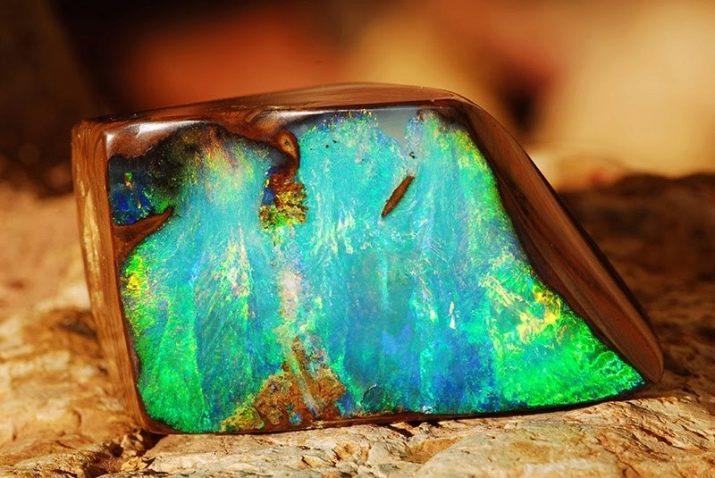 Опал (74 фото): что это такое? свойства камня. описание австралийского и розового, голубого и других видов опала
