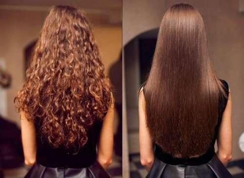Кератиновое выпрямление волос: что это такое, вся правда о том, как влияет, о противопоказаниях, как часто можно делать процедуру, фото до и после, какие бывают виды