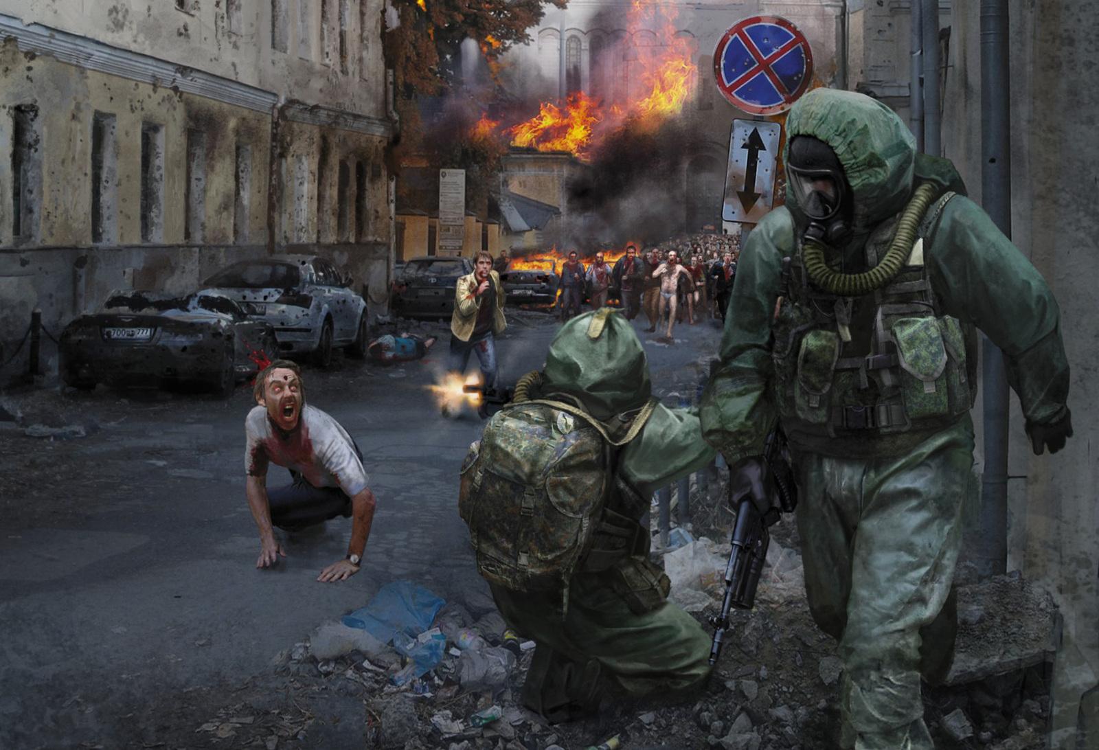 Зомби – апокалипсис, возможен ли?