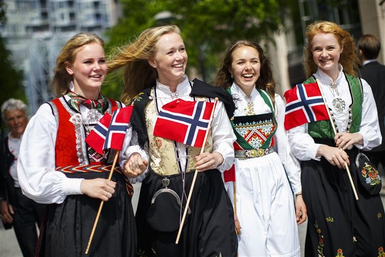 Туристу на заметку: характер норвежцев. восприятие мира жителями норвегии