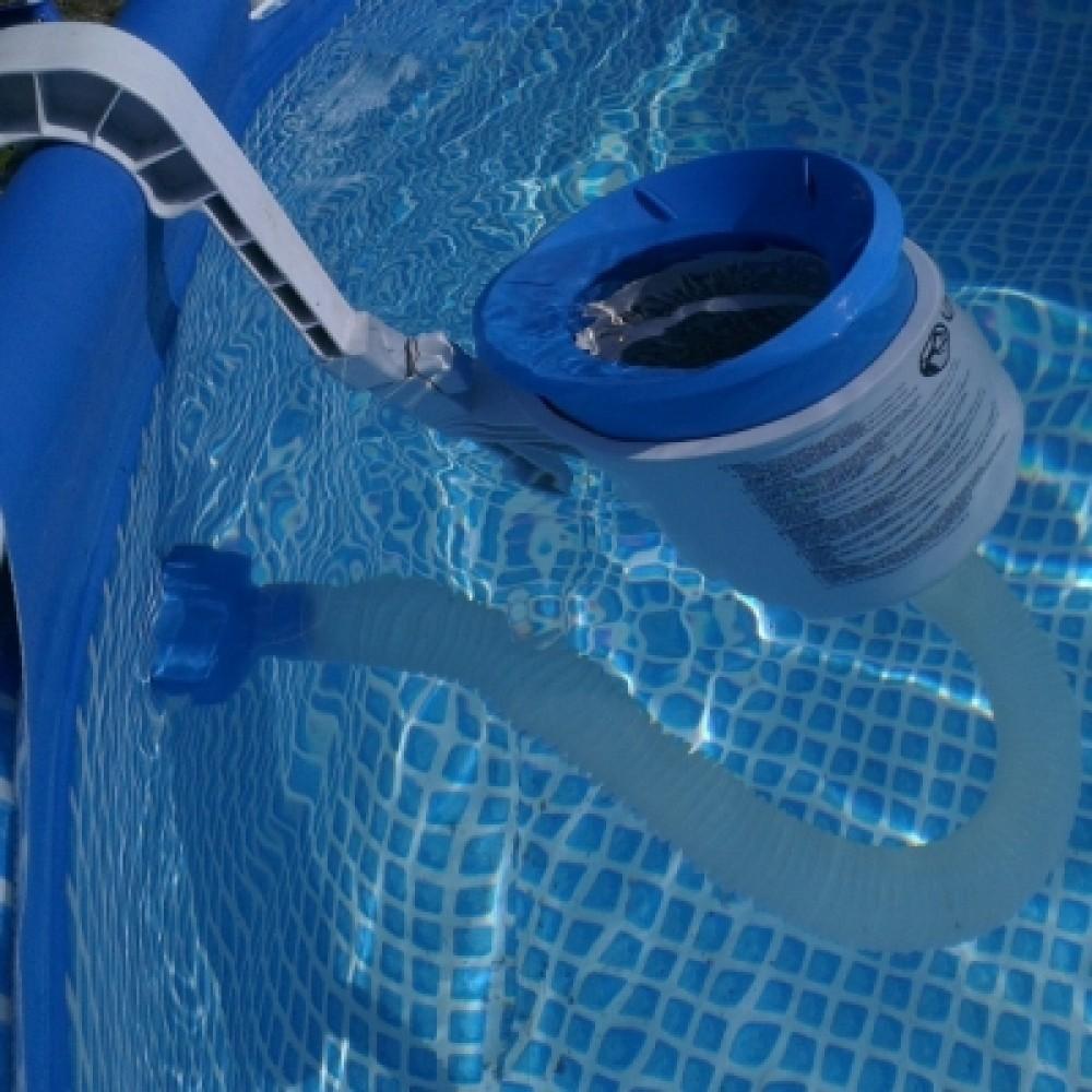 Скиммер для бетонного бассейна: что это такое и как установить навесной скиммер в бассейн своими руками - morevdome.com