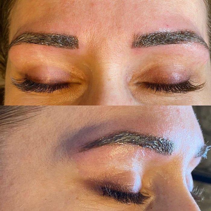 Перманентный макияж губ, век, бровей — все о процедуре, а также рекомендации по заживлению и уходу
