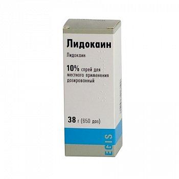 Лидокаин – инструкция по применению, показания, дозы