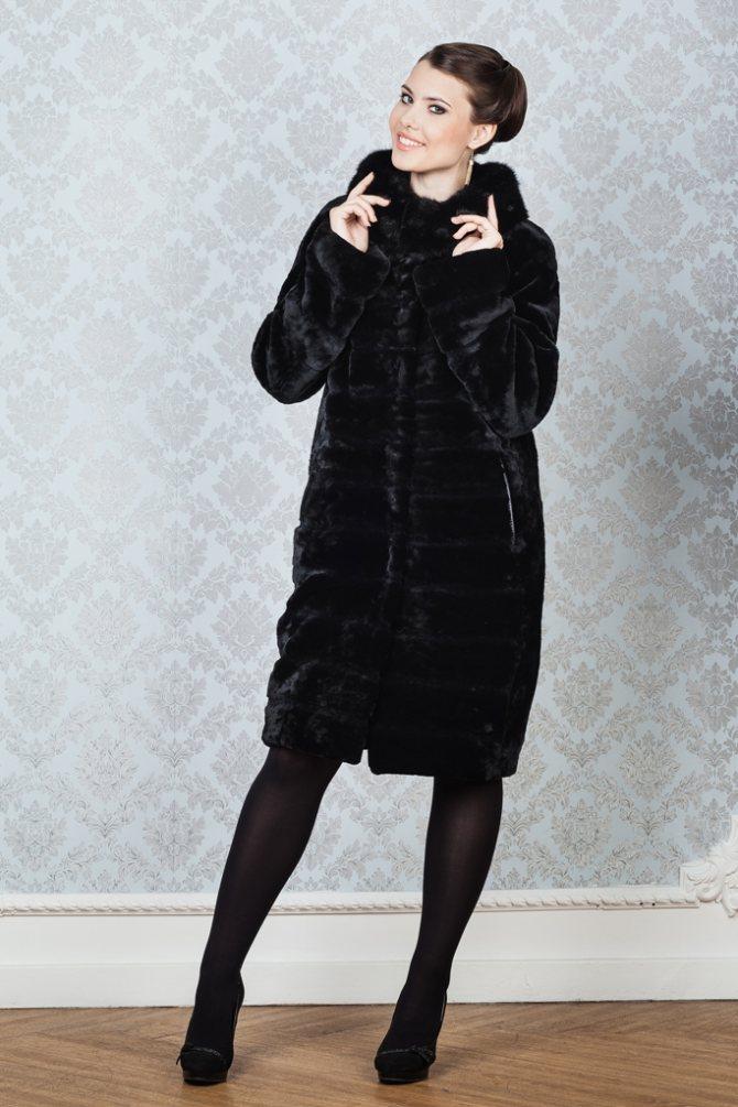 Из какого зверя мутоновая шуба: из чего сделана, чья шерсть идёт на изготовление мутоновой шубы art-textil.ru