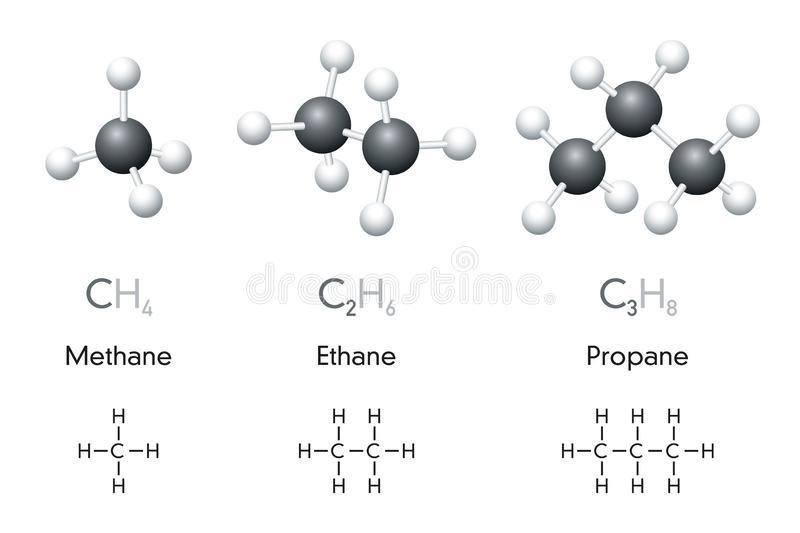 Пропан: химические свойства, строение, получение, применение