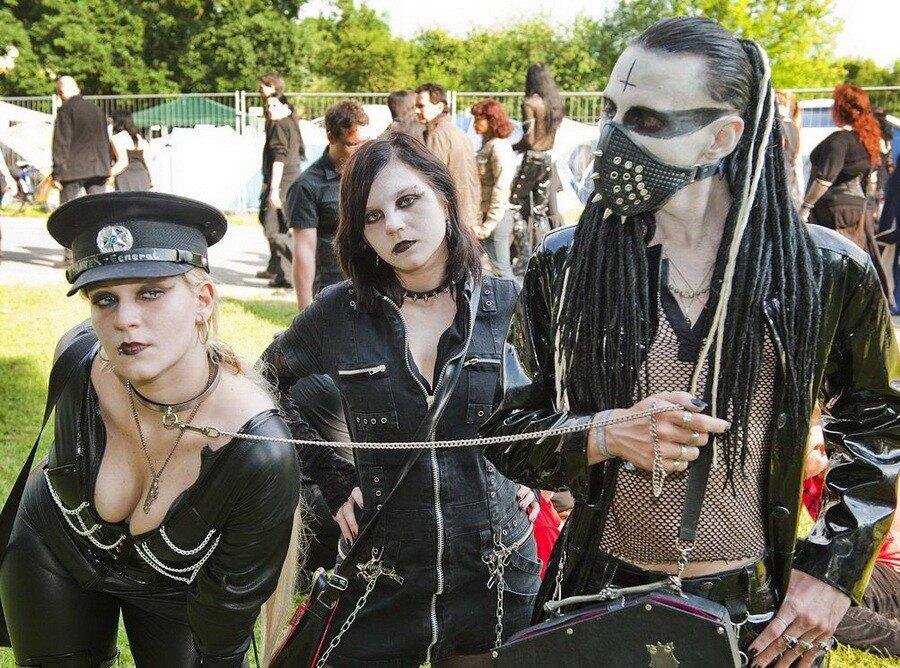 Готы: субкультура, которая пережила всех