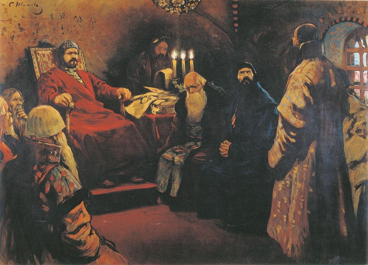 Боярская дума — википедия с видео // wiki 2