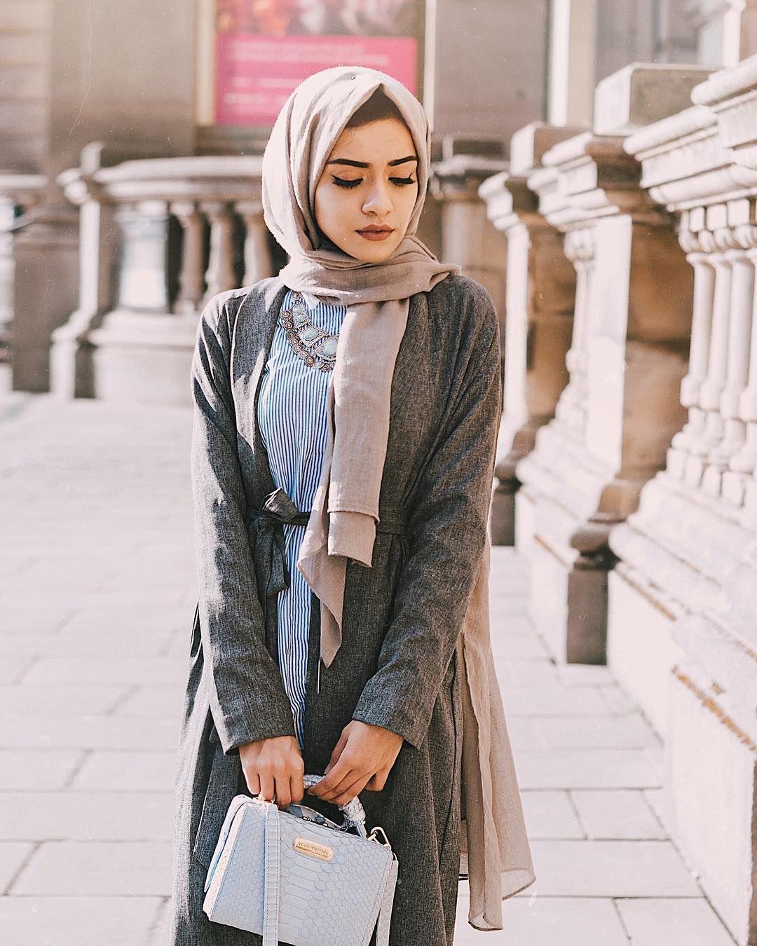 Внутренний и внешний хиджаб