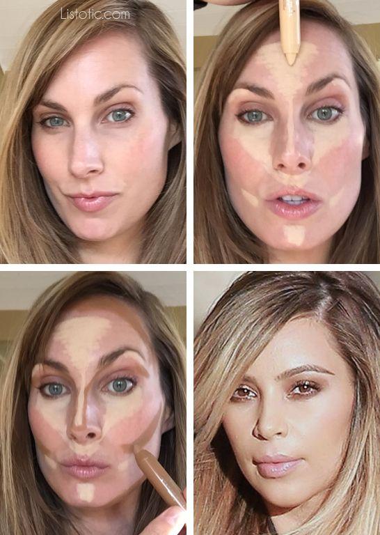 Выбираем хайлайтер для лица под оттенок вашей кожи