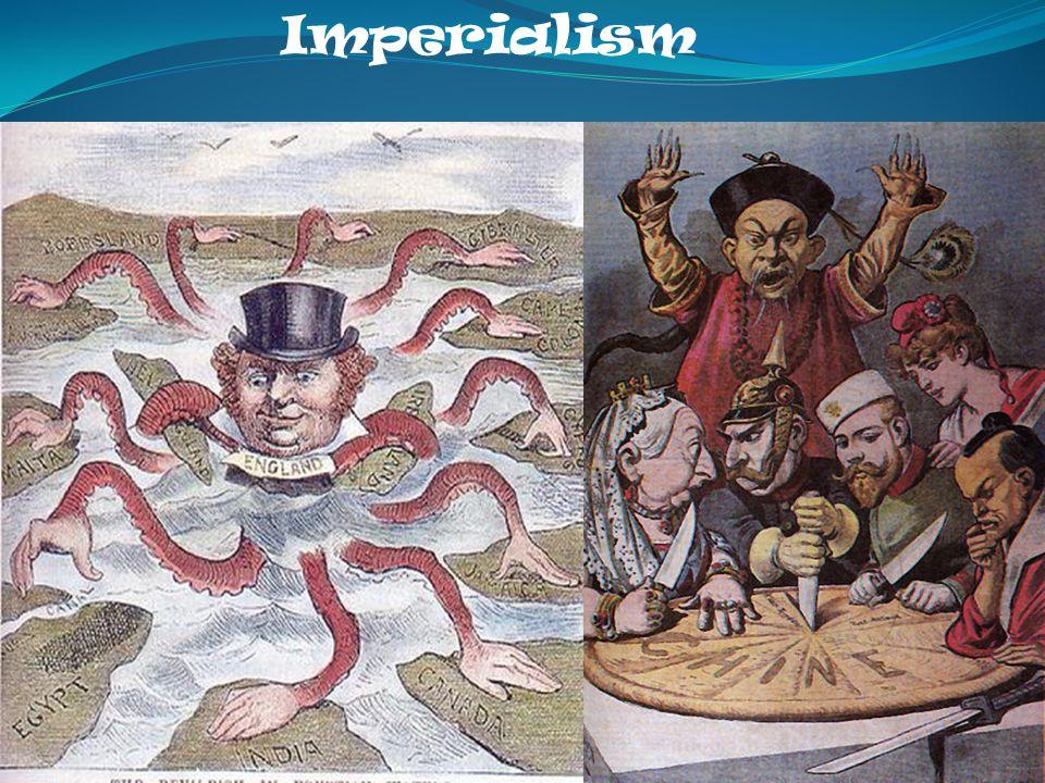 Что такое империализм