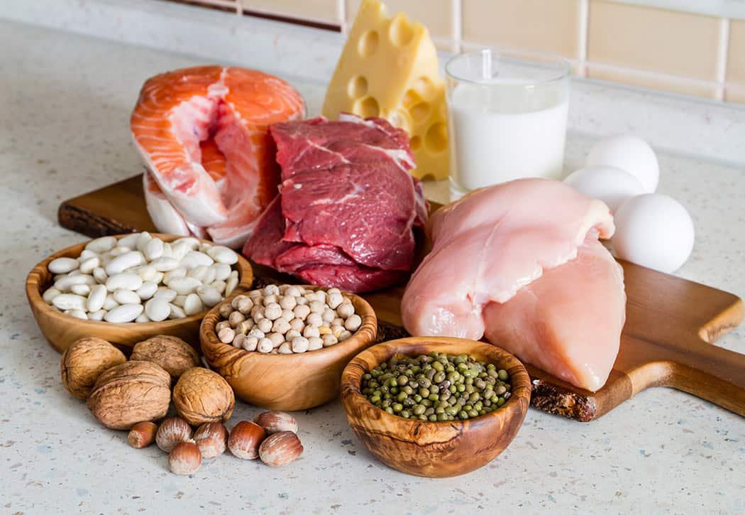 Основные принципы и основы рационального питания