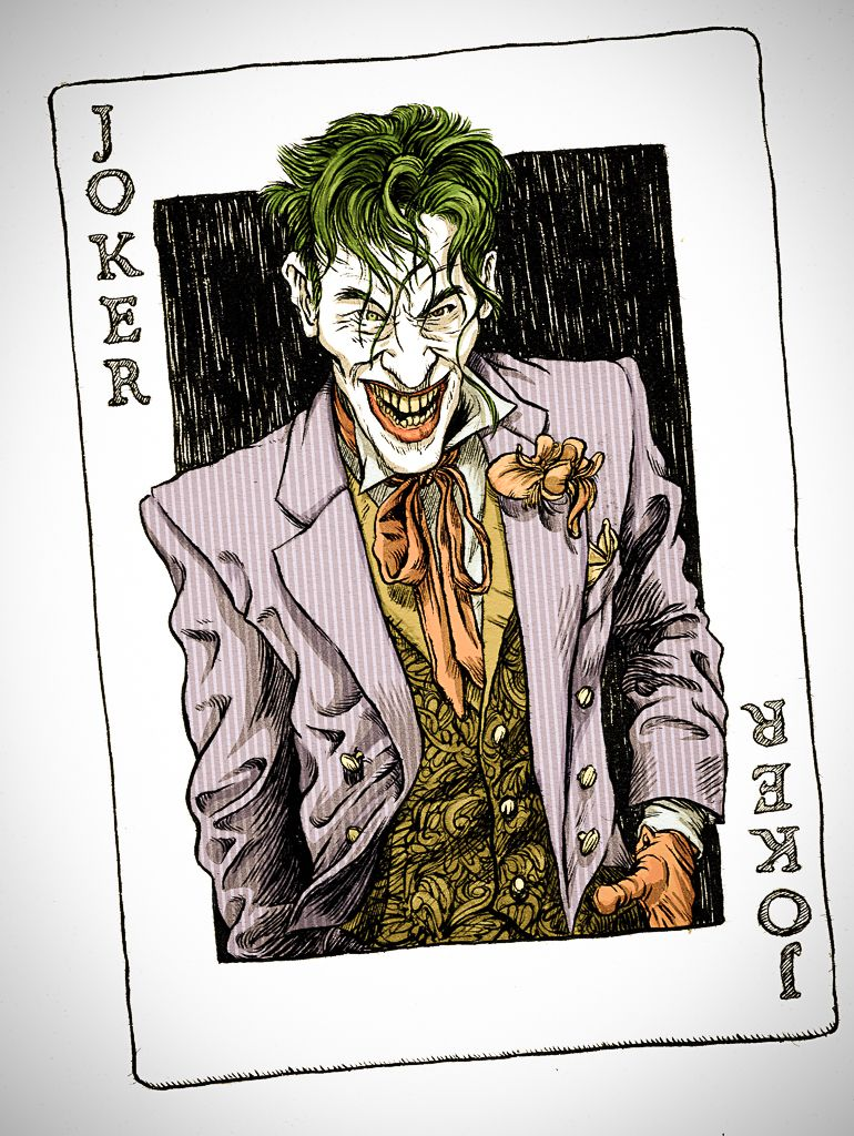 Джокер в покере