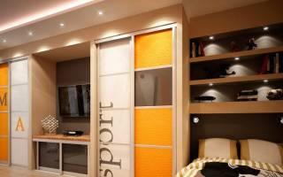 Шкафы в интерьере: виды и правила выбора
