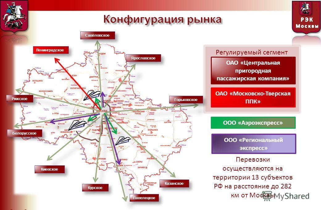 Московско-тверская пригородная пассажирская компания