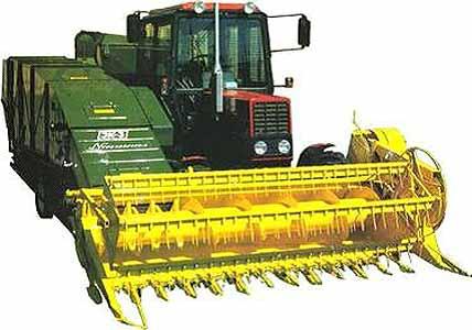 Комбайны зерноуборочные