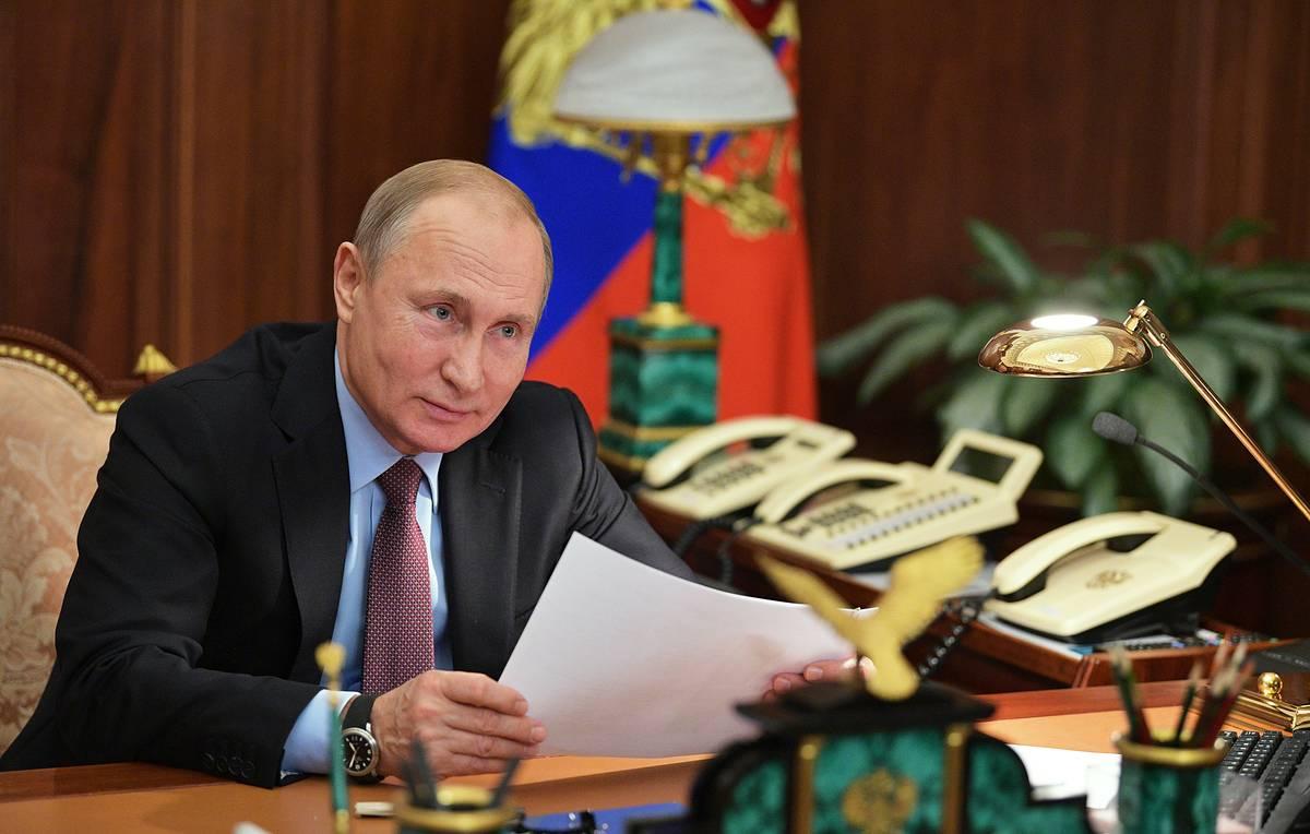 Краткая биография владимира путина, президента рф