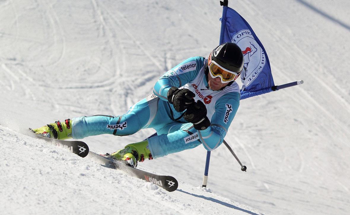 Что такое слалом-гигант на лыжах?