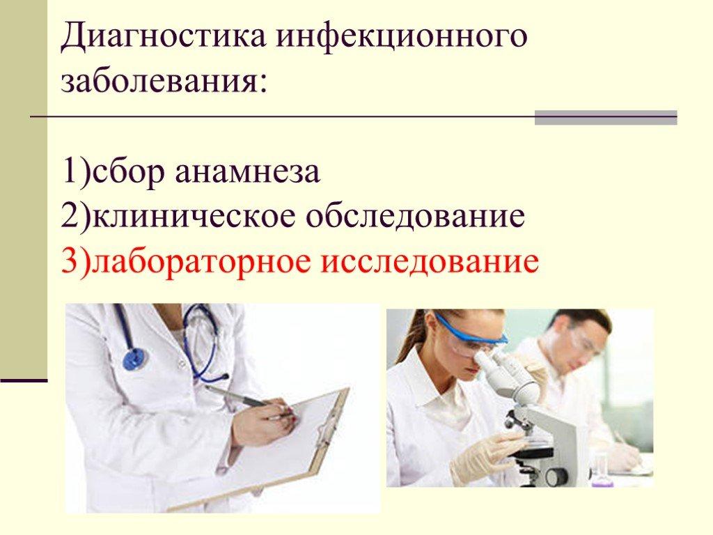 Инфекция: причины, развитие, исход.