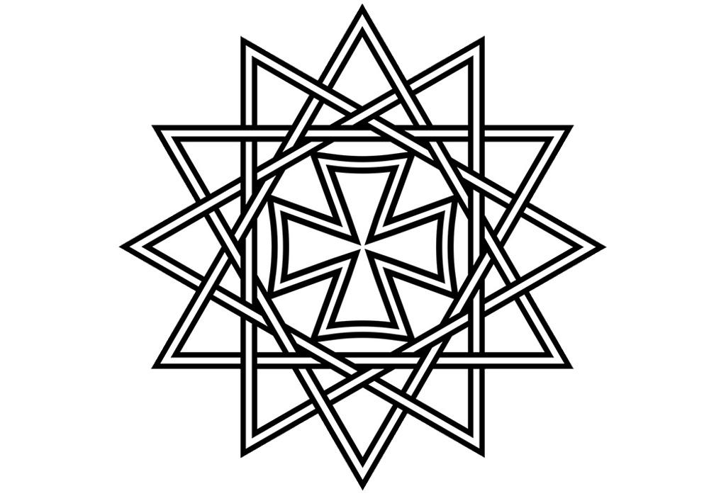 Звезда эрцгаммы: значение символа, как правильно выбрать