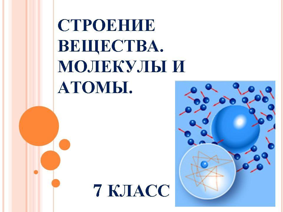 Строение вещества. типы кристаллических решеток