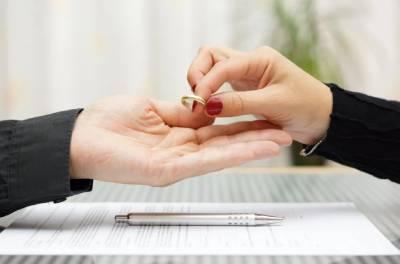 Как развестись с женой быстро и без проблем