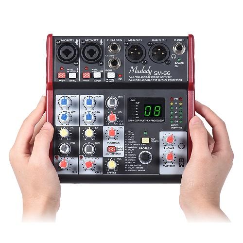 Микшерный пульт - mixing console - qwe.wiki