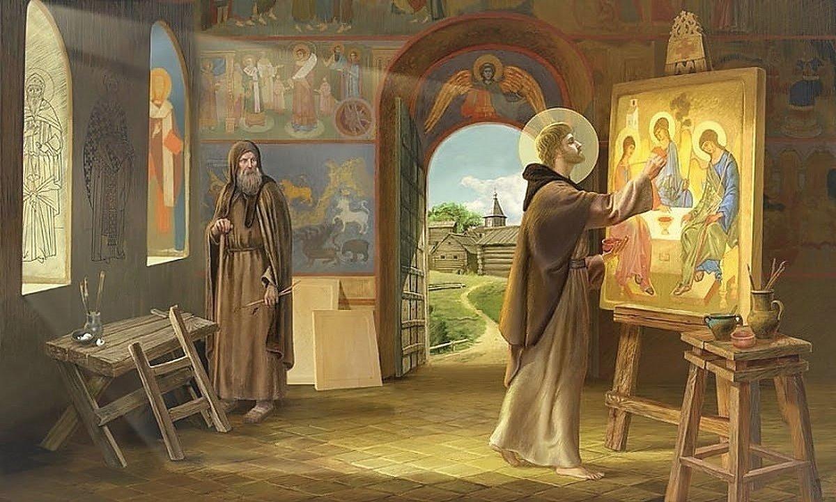 Иверская икона божией матери | вратарница: история, иконография...