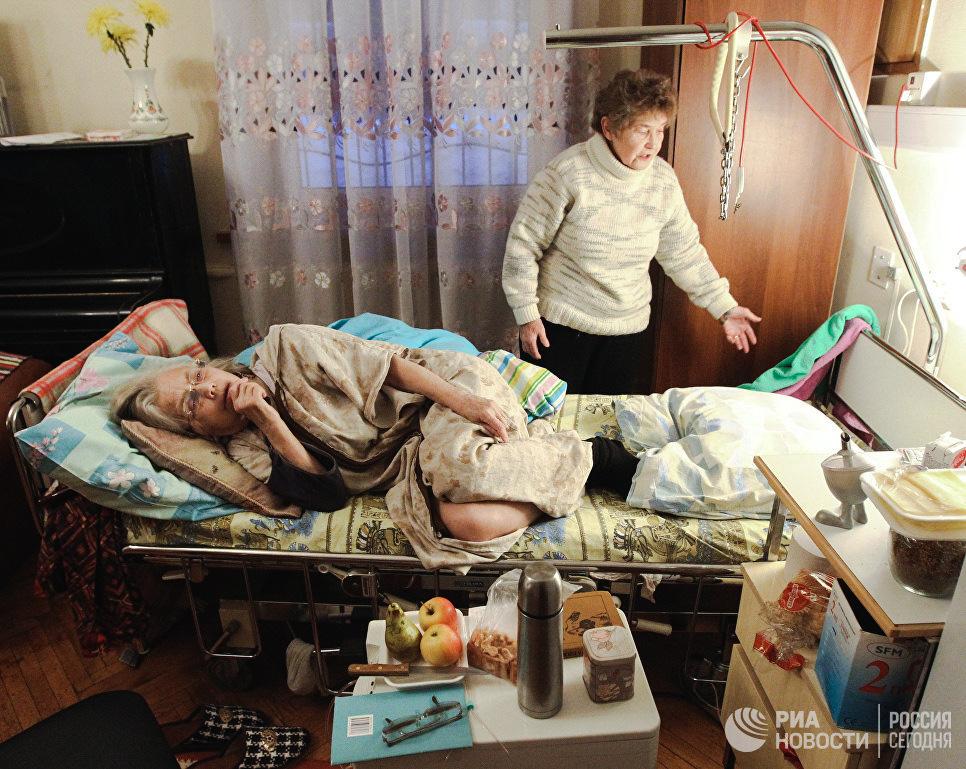 Нюта федермессер: что такое хоспис и чем он отличается от больницы? | милосердие.ru