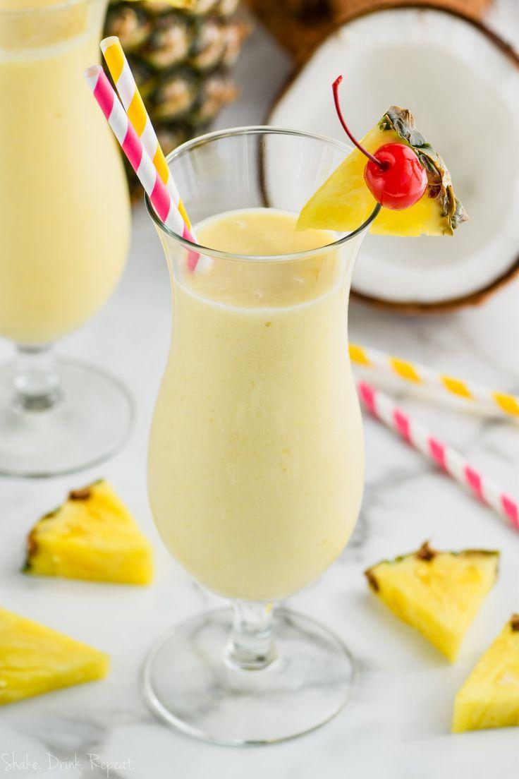 Пина колада: состав коктейля, рецепт приготовления в домашних условиях - культурно выпиваем