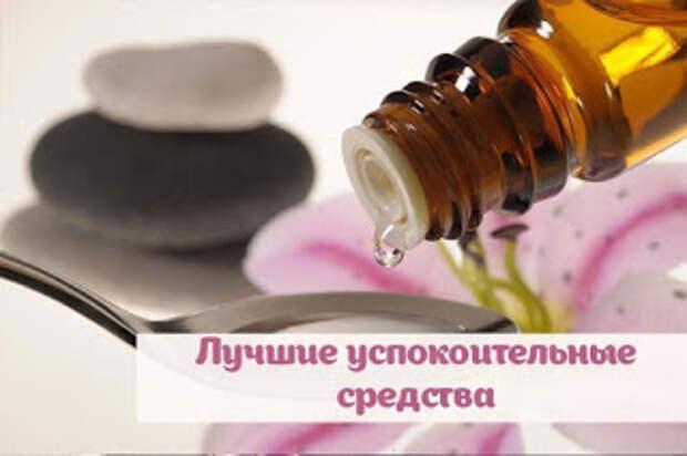 Натуральные успокоительные средства: выбираем «хранителя» нервной системы