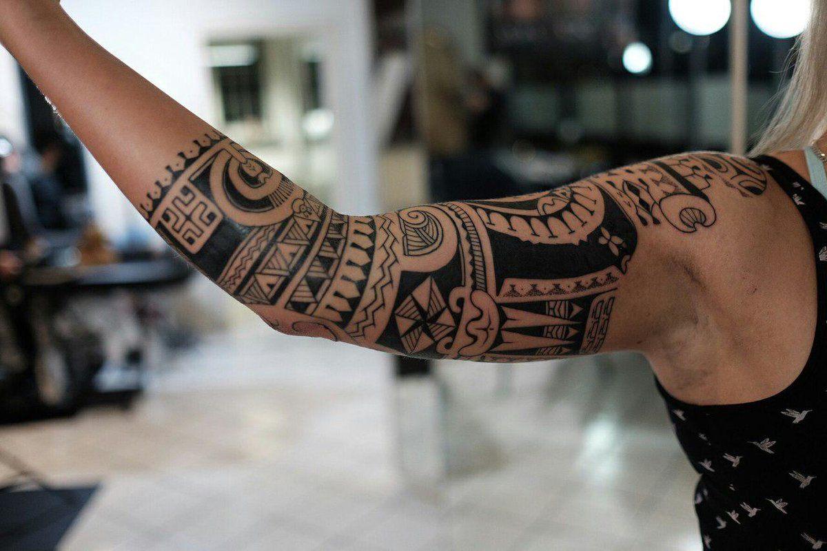 Татуировка — википедия переиздание // wiki 2