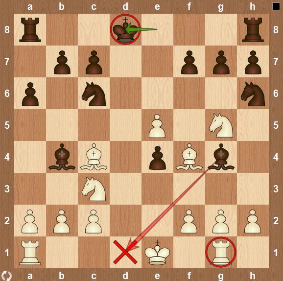 Рокировка в шахматах. правила рокировки в шахматах