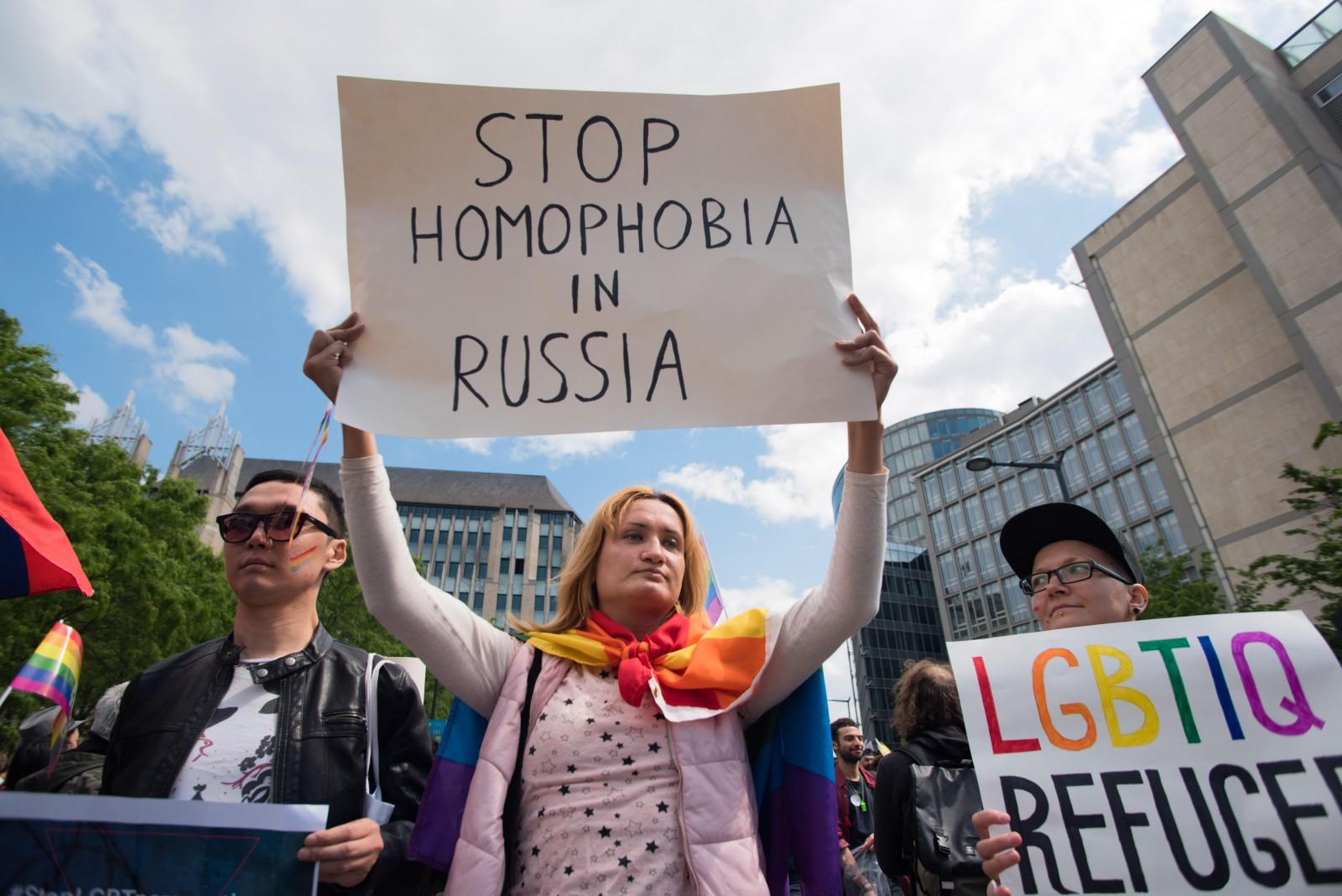 Что такое гомофобия - простой ответ что это значит, причины