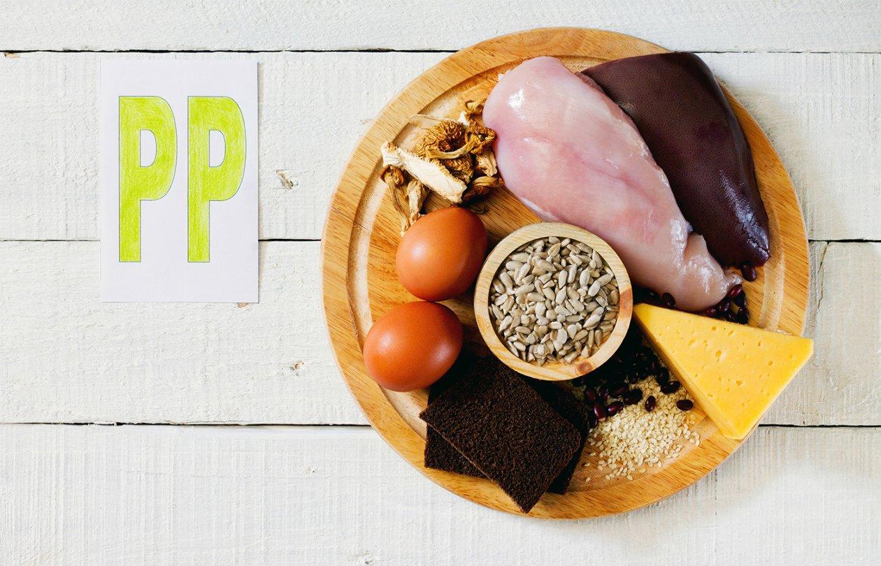 Ниацин — для чего нужен витамин b3 или pp? — витамин и минерал