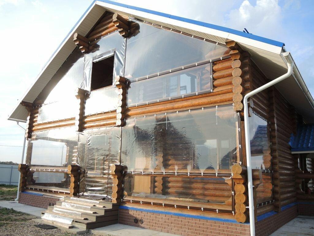 Мягкие окна – какой материал и фурнитура используется, основные моменты монтажа