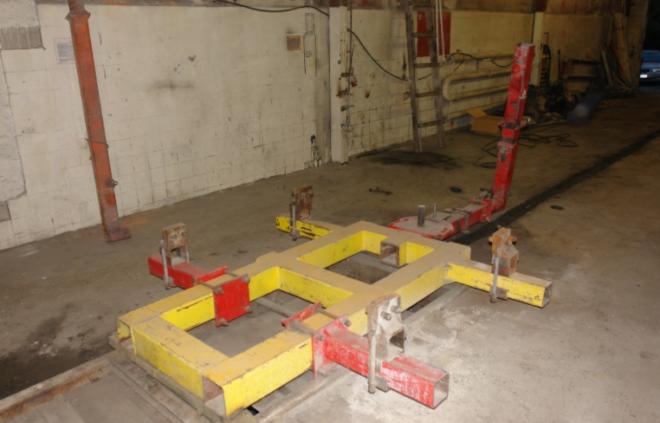 Стапели для кузовного ремонта: виды, особенности конструкций, описание