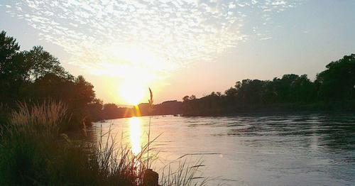 Терек река