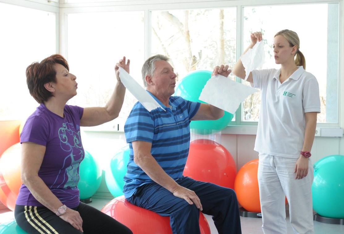 Пневмосклероз легких у пожилых людей: симптомы и лечение заболевания