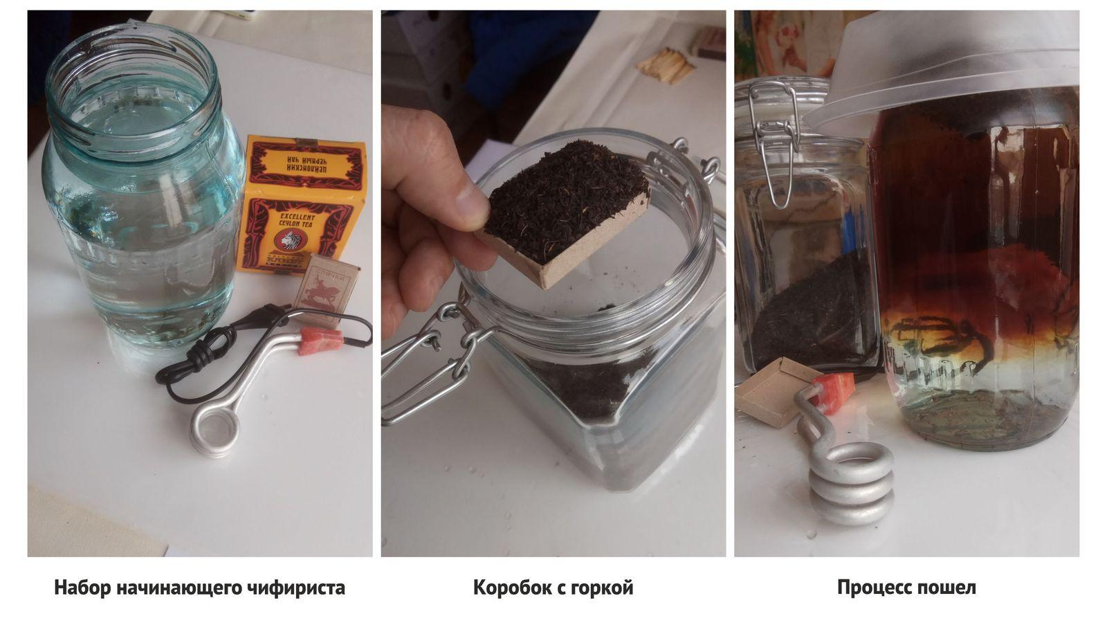 Как варить крепкий чифир: рецепт и пошаговое приготовление
